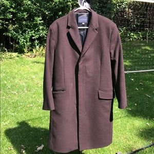 Banana Republic Cashmere Blend Coat, XL